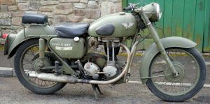 Matchless G3 1961 Right Side